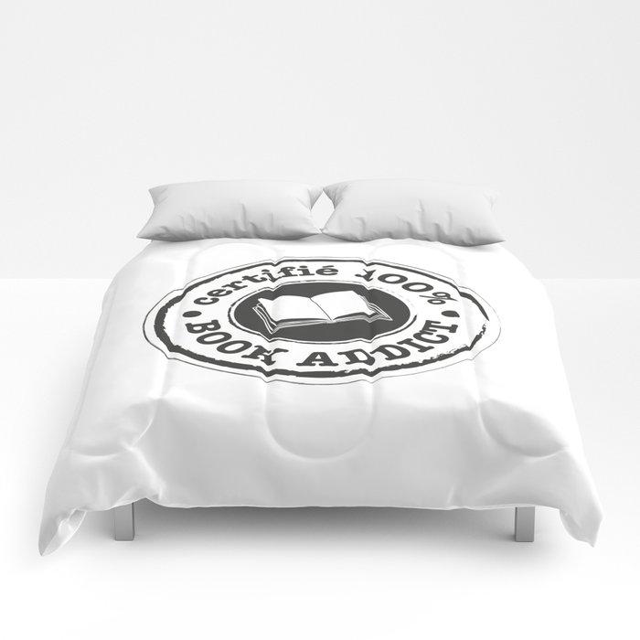 Certifié 100% Book Addict Comforters