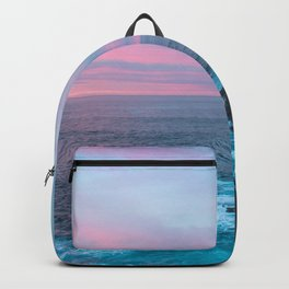 Sunset on the Bay of Biscay Backpack