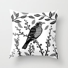 Loica Throw Pillow