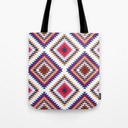 Aztec Rug Tote Bag