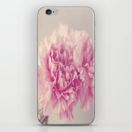 Dreamy Carnations  iPhone Skin