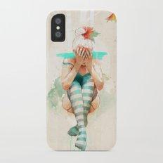 Autumn iPhone X Slim Case