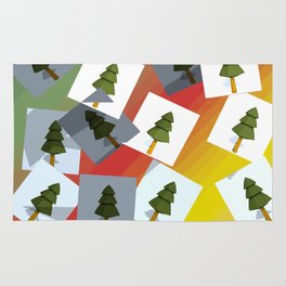 Graphic T1 Rug