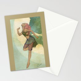 A Curious Fairy Stationery Cards