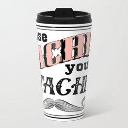 Cache Stache Travel Mug