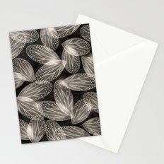 Fallen Fairy Wings - Silver Screen Edition Stationery Cards