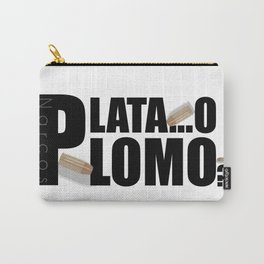 Narcos - Silver or Lead? Carry-All Pouch