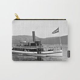 Vintage Mohican Steamboat Carry-All Pouch