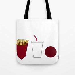 Aqua teen hunger force minimalist  Tote Bag