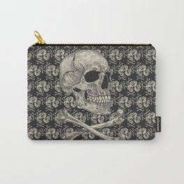 Crossbones Carry-All Pouch