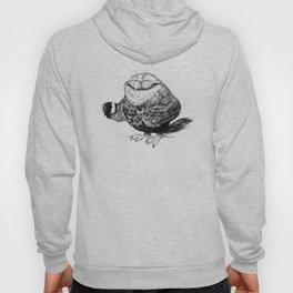 Owl needs Coffee Hoody