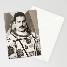 Freddie Among the Stars Stationery Cards