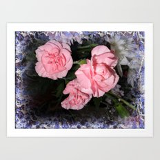 Oh So Pretty. Art Print