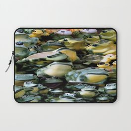 Frogs Laptop Sleeve