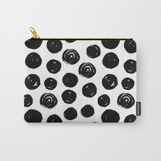 Elegant Like A Dot Carry-All Pouch
