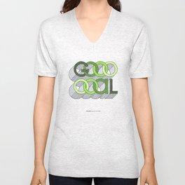 093/100 Goooooal Unisex V-Neck