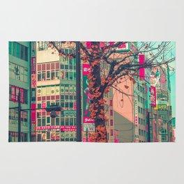 TOKYO CITY TREE Rug
