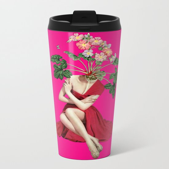 In Season Metal Travel Mug