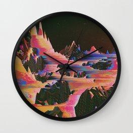 CRSŁTY Wall Clock