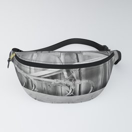 Plow in the Barn Fanny Pack