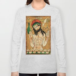 Man of Sorrows Long Sleeve T-shirt