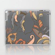 Color Blocking | Floral Shapes Laptop & iPad Skin
