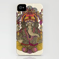 Lord Ganesha Slim Case iPhone (4, 4s)