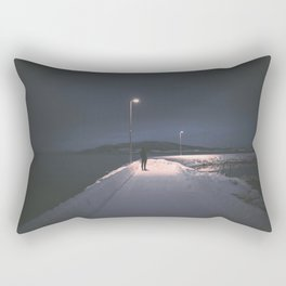 TROMSØ / NORWAY Rectangular Pillow