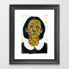 Winona Framed Art Print