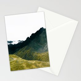 Serenity in Peru Stationery Cards