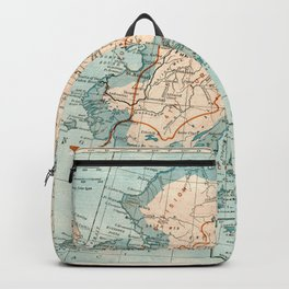 Vintage Alaska Backpack