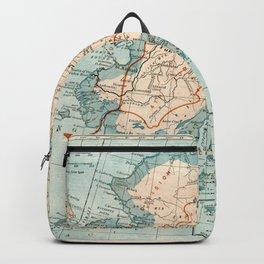 Vintage Alaska Backpack