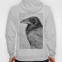 Corvus Corax (The Common Raven) Hoody
