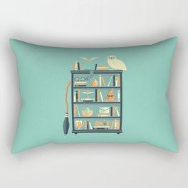 Potter Shelf   Rowling Rectangular Pillow