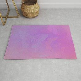 Rainbow Purple Haze Rug