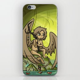 """SH - Soot """"Forest Warden"""" iPhone Skin"""