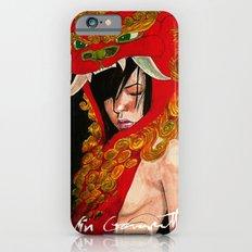 Foo Dog Slayer Kat Slim Case iPhone 6s