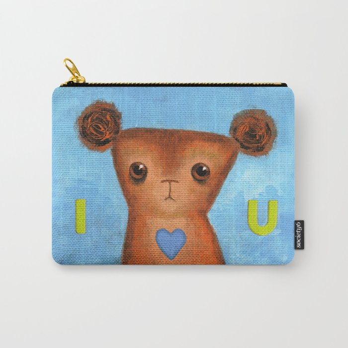 iheartu Carry-All Pouch