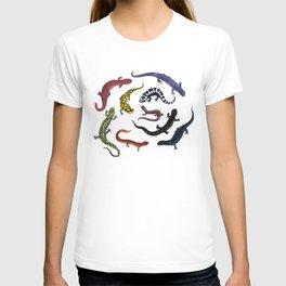 Northeastern Salamanders T-shirt