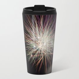 Shot in Explosions Travel Mug