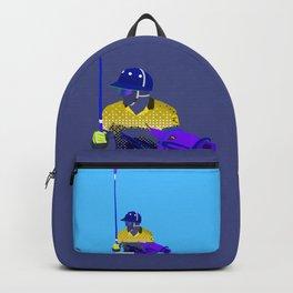 poloplayer ochre Backpack