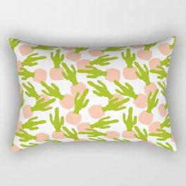 Cactus No. 2 Rectangular Pillow