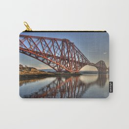 The Forth Rail Bridge Carry-All Pouch