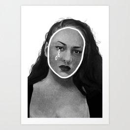 Maria Reynolds / And Peggy Schuyler Art Print