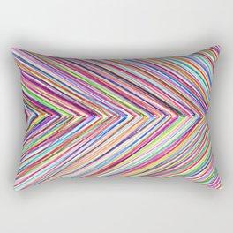Marker Up (Kid Art) Rectangular Pillow