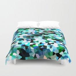 Turquoise Dream Duvet Cover