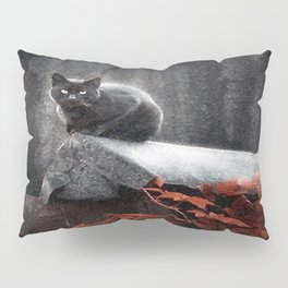 BLACK CAT II Pillow Sham