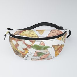 Slices of Pittsburgh Fanny Pack