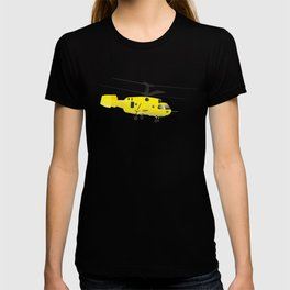 Yellow Helicopter T-shirt