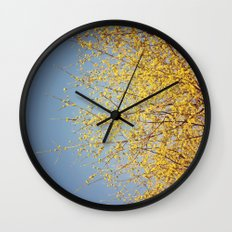 BRING ON THE SUNSHINE Wall Clock